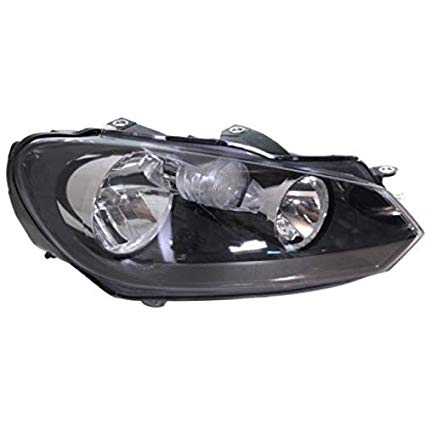 HEAD LAMP RH HALOGEN HELLA TYPE HQ