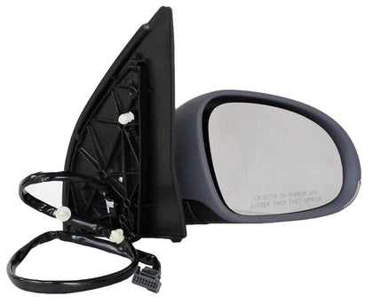 DOOR MIRROR POWER RH HTD W/SIGNAL PTM CAP