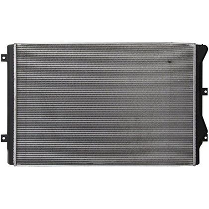 AUDI A3 08-13 RADIATOR (13212) 2.0L INLET AND OUTLET ON SAME TANK