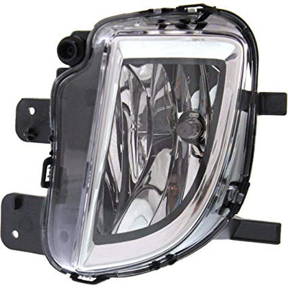 FOG LAMP LH 10-14 HQ