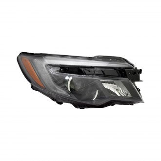 HONDA PILOT 16-19 // HONDA RIDGELINE 17-19 PASSENGER SIDE HEADLIGHT HALOGEN WITH OUT AUTO ON /OFF