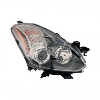 NISSAN ALTIMA COUPE 10-13 PASSENGER SIDE HEAD LAMP HALOGEN HQ