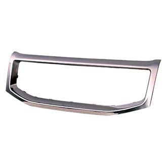 HONDA PILOT 12-15 GRILLE SURROUND MOLDING CHROME