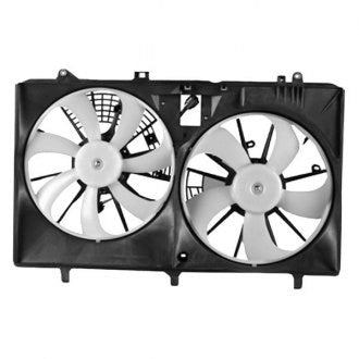 TOYOTA SIENNA 11-16 /// LEXUS RX350 10-15 COOLING FAN ASSEMBLY 3.5L WITH TOWING PKG