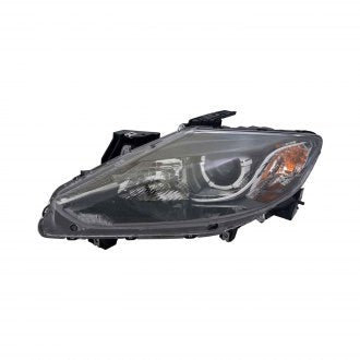 MAZDA CX9 13-15 DRIVER SIDE HEAD LAMP HALOGEN HQ