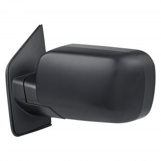 NISSAN ARMADA 13-15 // TITAN PICKUP 06-09/11-15 DRIVER SIDE DOOR MIRROR POWER TEXTURED SE/ SV WITHOUT TOW PKG