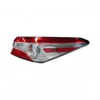 TOYOTA CAMRY 18-19 PASSENGER SIDE TAIL LAMP L,LE MODEL USA BUILT W/O SMOKE TINT HQ