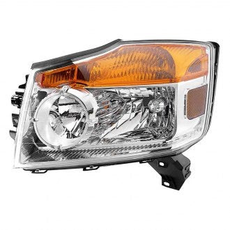 NISSAN ARMADA 08-15 DRIVER SIDE HEAD LAMP HQ