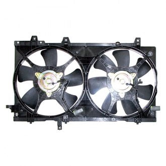 SUBARU FORESTER 03-08 COOLING FAN ASSEMBLY WITH TURBO
