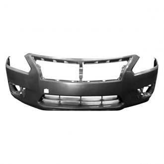 NISSAN ALTIMA SEDAN 13-15 FRONT BUMPER PRIMED