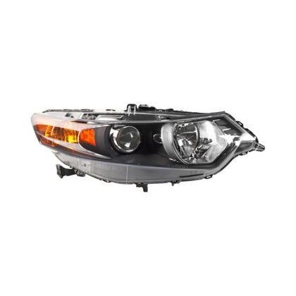 ACURA TSX HEAD LAMP WITH HID HIGH QUALITY PASSENGER SIDE 09-14