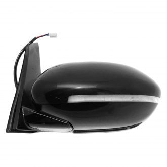 HONDA ODYSSEY 14-17 DRIVER SIDE DOOR MIRROR POWER HTD W/MEMORY SIGNAL TOURING/ ELITE PTM