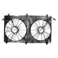 HONDA ACCORD 03-07 4 CYL COOLING FAN ASSEMBLY VALEO BRAND