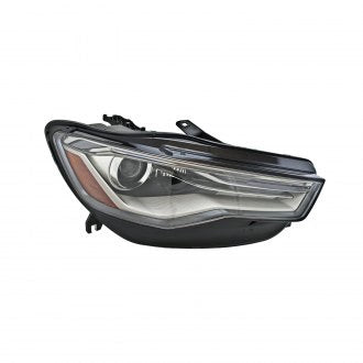 AUDI A6-S6 16-18 PASSENGER SIDE HEADLIGHT BI-XENON WITH AUTO LEVELING HQ