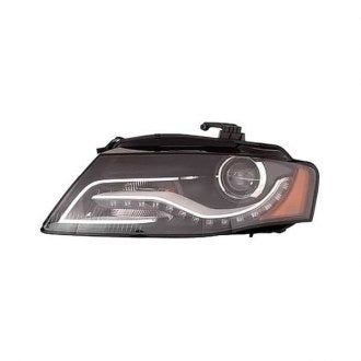 AUDI A4 11-12 // S4 11-12 DRIVER HEAD LAMP XENON WITHOUT CURVE START FROM 21 JUNE 2010 HQ