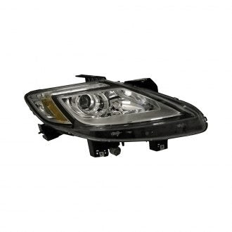 MAZDA CX9 07-09 PASSENGER SIDE HEAD LAMP HALOGEN OEM HQ