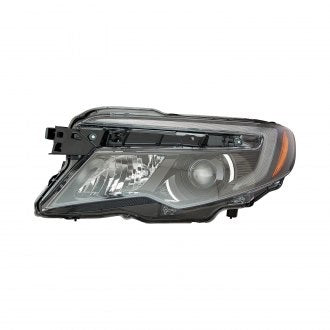 HONDA PILOT 16-19 // HONDA RIDGELINE 17-19 DRIVER SIDE HEADLIGHT HALOGEN WITH OUT AUTO ON /OFF