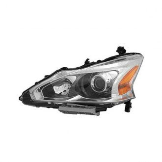 NISSAN ALTIMA SEDAN 13-15 DRIVER SIDE HEAD LAMP HALOGEN