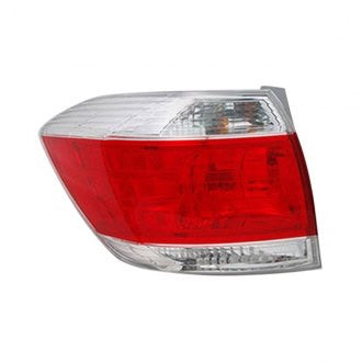 TOYOTA HIGHLANDER 11-13 DRIVER SIDE TAIL LAMP HQ