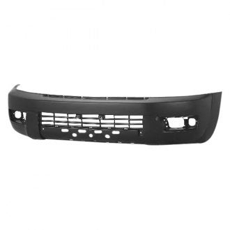TOYOTA 4RUNNER 03-05 FRONT BUMPER PRIMED 1 PC SMOOTH WITH TEXTURED GRAY LTD SR5 SPORT MODELS CAPA