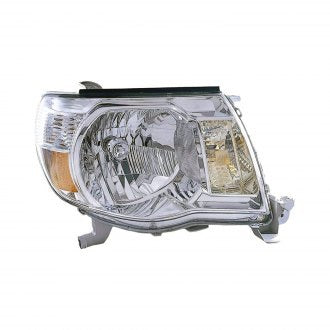 TOYOTA TACOMA AWD RWD 05-11 PASSENGER SIDE HEAD LAMP WITH OUT SPORT MODEL HQ