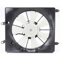 ACURA TSX AC CONDENSER FAN ASSEMBLY