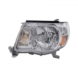 TOYOTA TACOMA AWD RWD 05-11 DRIVER SIDE HEAD LAMP WITH OUT SPORT MODEL HQ
