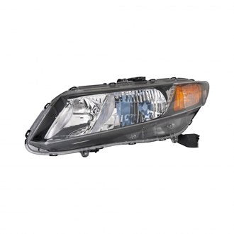 HONDA CIVIC 2012 HYB HEAD LAMP DRIVER SIDE