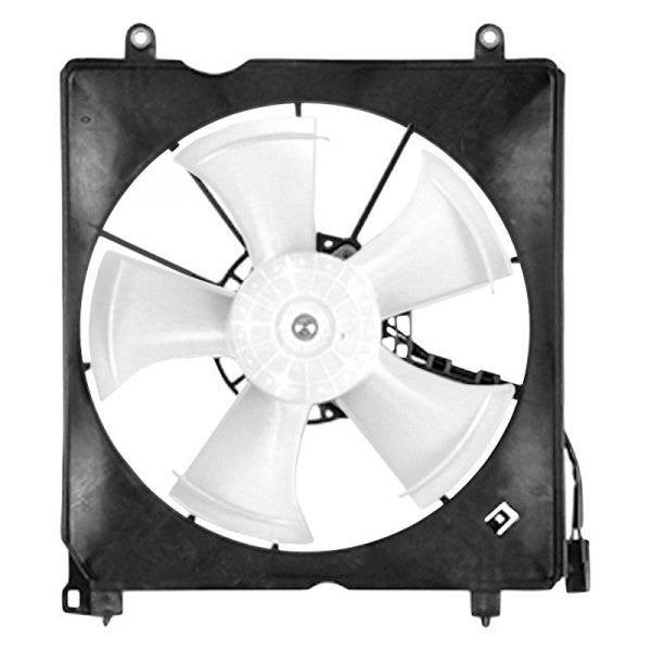 ACURA TLX 15-16 RADIATOR FAN ASSEMBLY