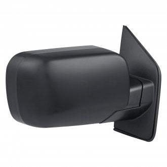 NISSAN ARMADA 13-15 // TITAN PICKUP 06-09/11-15 PASSENGER SIDE DOOR MIRROR POWER TEXTURED SE/ SV WITHOUT TOW PKG