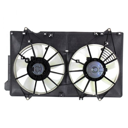 MAZDA CX5 13-16 COOLING FAN ASSY 2.0L