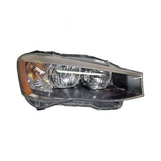 BMW X4 15-18 // X3 15-18 PASSENGER SIDE HEADLIGHT HALOGEN HQ
