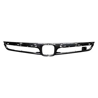 HONDA CIVIC 07-08 SDN FRONT GRILLE BLACK 2.0L