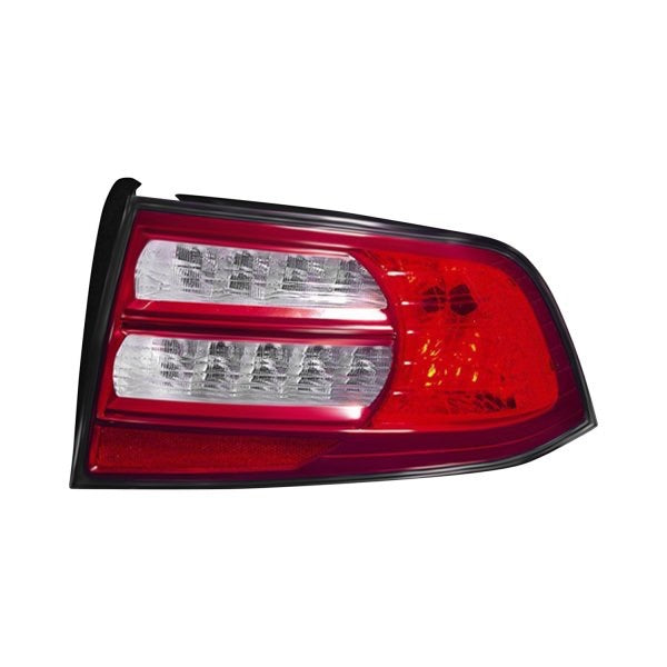 ACURA TL 07-08 TAIL LAMP PASSENGER SIDE BASE/ NAVI MODEL HIGH QUALITY