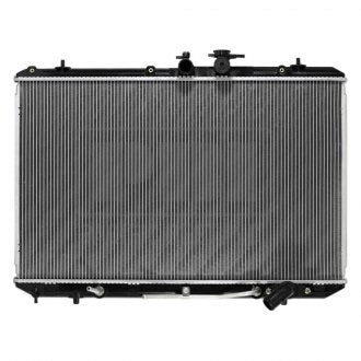 TOYOTA HIGHLANDER 08-10 RADIATOR (13122) 2.7L WITH TOW PKG