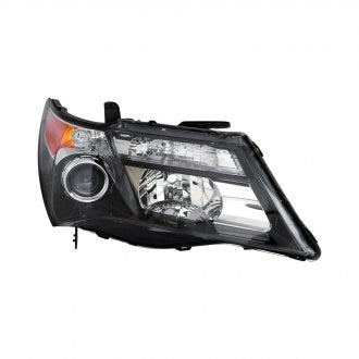 HEADLIGHT PASSENGER SIDE BASE TECHNOLOGY MODEL 10-13 HIGH QUALITY