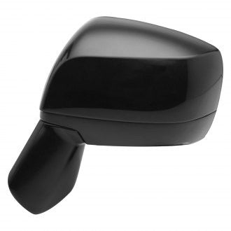 SUBARU IMPREZA 12-14 DRIVER SIDE DOOR MIRROR POWER HTD WITHOUT SIGNAL LAMP