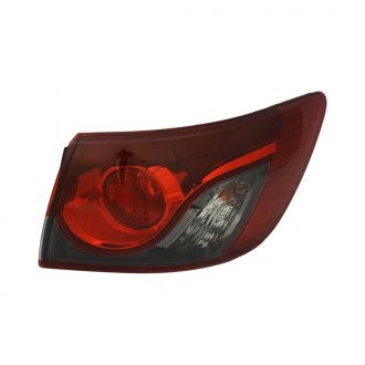 MAZDA CX9 13-15 PASSENGER SIDE TAIL LAMP HQ