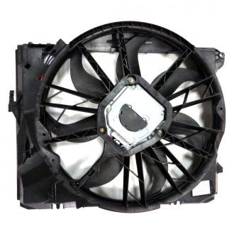 BMW Z4 09-16 // 1 SERIES 08-13 // 3 SERIES COUPE 07-13 // 3 SERIES SEDAN 06-12 // 3 SERIES CONVERTIBLE 07-13 // 3 SERIES WAGON 06-12 COOLING FAN ASSEMBLY
