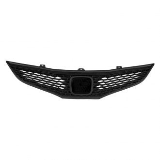 HONDA FIT 09-14 FRONT GRILLE MATT BLACK BASE DX,LX