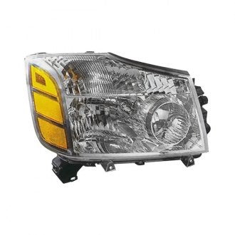 NISSAN ARMADA 05-07 // TITAN PICKUP 04-07 // ARMADA PATHFINDER 04 // PASSENGER SIDE HEAD LAMP HQ