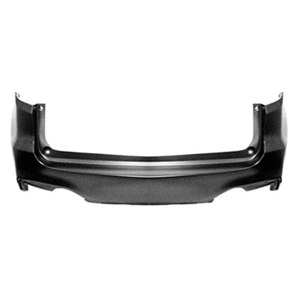 ACURA RDX 16-18 BUMPER REAR UPPER WITH OUT SENSOR