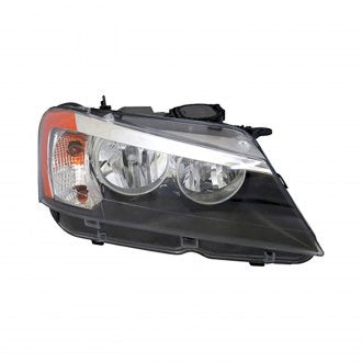BMW X3 11-14 PASSENGER SIDE HEADLIGHT HALOGEN HQ