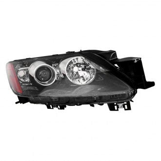 MAZDA CX7 10-11 PASSENGER SIDE HEAD LAMP HALOGEN WITH SIGNAL HQ