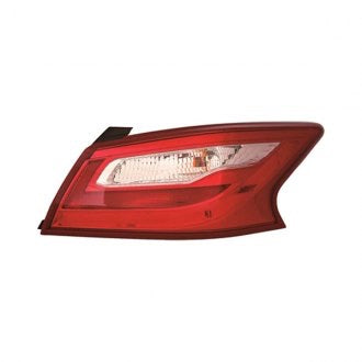 NISSAN ALTIMA SEDAN 16-17 PASSENGER SIDE TAIL LAMP HQ (( NON SR MODEL))
