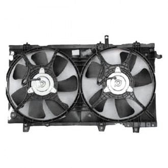 SUBARU FORESTER 03-08 COOLING FAN ASSEMBLY WITHOUT TURBO