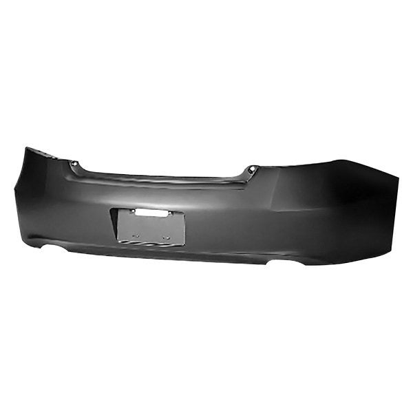 HONDA ACCORD 08-12 CPE REAR BUMPER