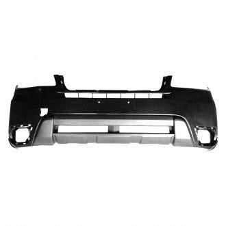 SUBARU FORESTER 14-16 FRONT BUMPER PRIMED FOR 2.5L ONLY CAPA CERTIFIED