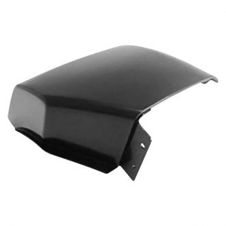 NISSAN ARMADA 05-07 // NISSAN ARMADA ( PATHFINDER) 2004 REAR PASSENGER SIDE BUMPER END PRIMED WITHOUT SENSOR HOLE