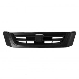 HONDA CRV 97-01 GRILLE USED WITH BLACK MOLDING